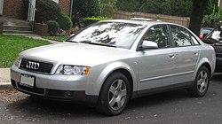 B6 Audi A4 sedan (US)