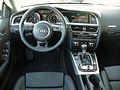 Audi A5 Sportback 2.0 TDI Teakbraun Facelift Interieur.JPG