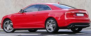 Audi S5 - Image: Audi S5 Flickr Alexandre Prévot (5) (cropped)