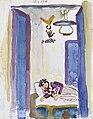 August Macke - Eine Frau auf einem Divan (1914).jpg