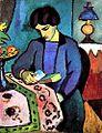 August Macke - Wife of the artist.jpg