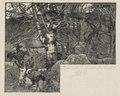 Auguste Louis Lepère - Une Chasse au Mont Gérard - 1922.209 - Cleveland Museum of Art.tif