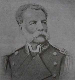 Argentine Navy officer