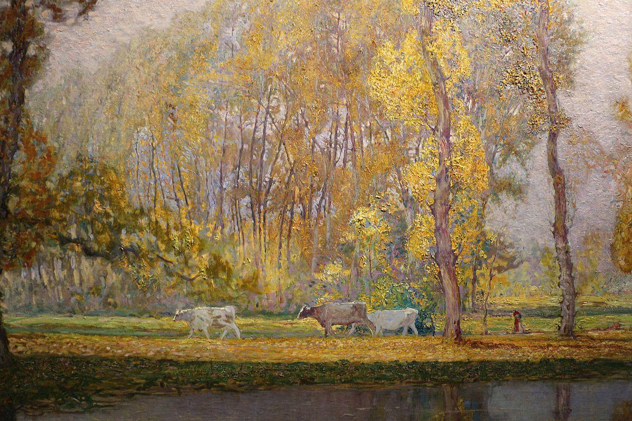File augusto carutti di cantogno paesaggio con specchio d for Specchio 1900