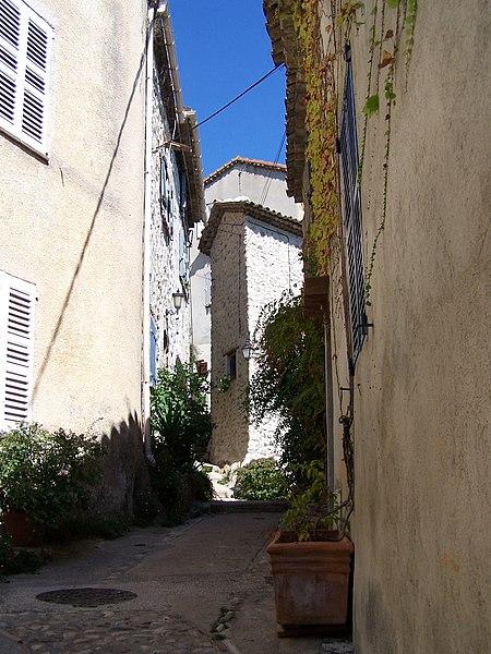 Auribeau sur Siagne - autre ruelle