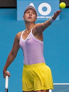 Anastasia Potapova Russian tennis player