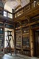 Austria - Melk Abbey Library - 1911.jpg