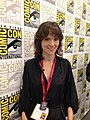 Author Arwen Elys Dayton at San Diego Comi-Con, 2014 01.jpg