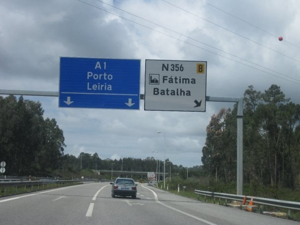 Auto estrada A1