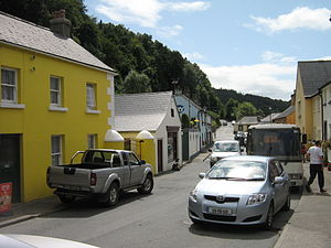 Avoca, County Wicklow - Avoca Main Street