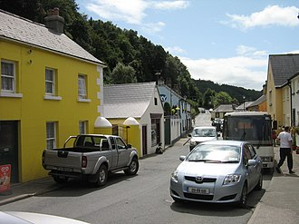 Avoca, County Wicklow - Main Street, Avoca