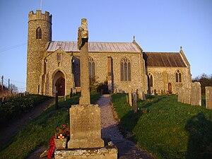 Aylmerton - Image: Aylmerton Church 3,12,2006 (3)