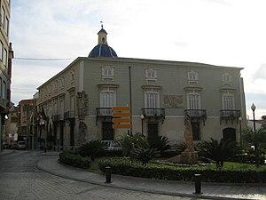 Ayuntamiento de Orihuela 1