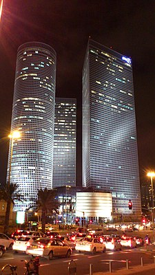 Azriely Towers in the night.jpg