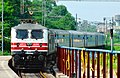 BHOPAL SHATABDI arriving HABIBGANJ with GZB WAP-5.jpg