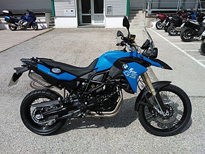 Bmw F 800 Gs Wikipedia