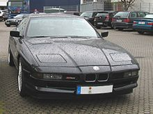 BMW Series E Wikipedia - 2014 bmw 850i price