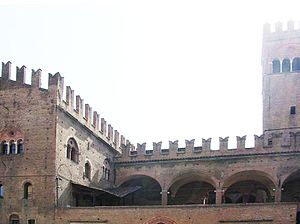 The Palace of King Enzo.