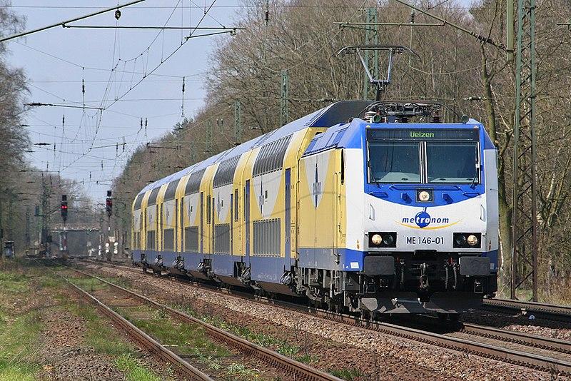 Metronom-DoSto in Niedersachsen