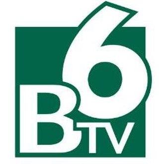 Binghamton Television - Image: BTV6 logo