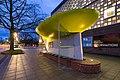 BUSSTOPS Rathaus Friedrichswall Museum August Kestner Friedrichswall Mitte Hannover Germany 02.jpg