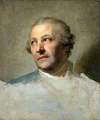 Portrait of Ismael Mengs.