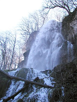 Bad Urach 2005 -Uracher Wasserfall- by Ra Boe 07