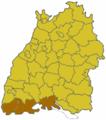 Baden Wuerttemberg Region Hochrhein-Bodensee.png
