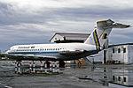 Bahamasair BAC 111-401AK One-Eleven at Nassau Airport.jpg