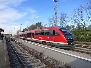 Bobingen–Landsberg am Lech railway railway line