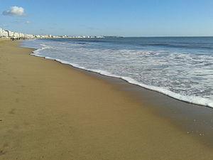 Côte d'amour - Beach of the Côte d'Amour shore
