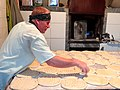 Baker of Flatbread at Work - Kaleybar - Iranian Azerbaijan - Iran (7421333978).jpg