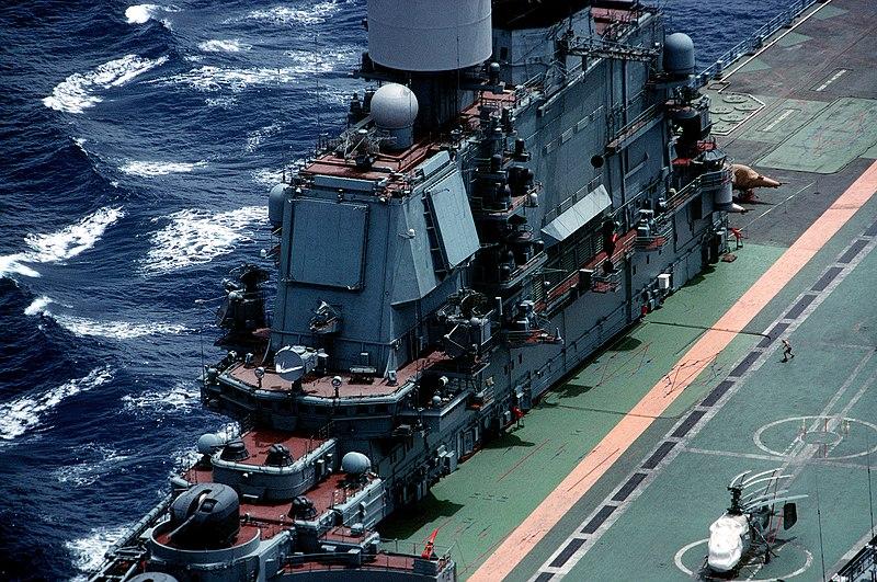 Aircraft Carrier Admiral Kuznetsov: News #1 - Page 31 800px-Baku_island