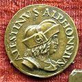 Baldassarre d'este, medaglia di alfonso I d'este, recto.JPG