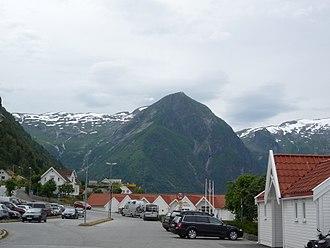 Balestrand - View of Balestrand