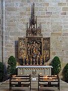 Bamberg Dom Mühlhausener Altar 3210410.jpg