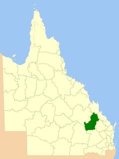 Shire of Banana Local government area in Queensland, Australia