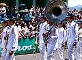 Banda Municipal de San Carlos en celebración del Día de la Cultura (1286733600) 2010-10-10 Quesada, Alajuela, Costa Rica.jpg