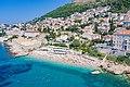 Banje Beach in Dubrovnik, Croatia (48612622823).jpg