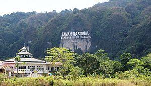 Bantimurung – Bulusaraung National Park - Image: Bantimurung Bulusauraung National Park