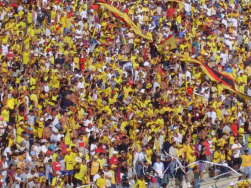 Fanblock (Juli 2007)