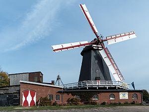 Bardowick - Bardowick Windmill
