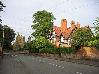 Barford, Warwickshire - Image: Barford geograph.org.uk 13572