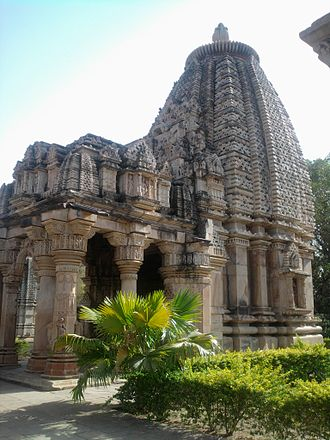 Architecture of Rajasthan - Baroli Temple Complex