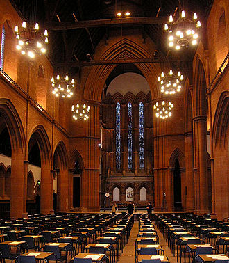 University of Strathclyde - Barony Hall, Strathclyde University