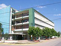 Barranqueras town hall.jpg
