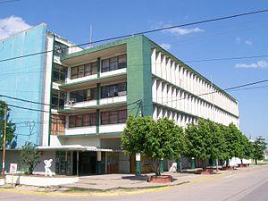 Barranqueras - Barranqueras town hall
