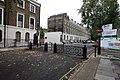Barrier, Trinity Street, London SE1 - geograph.org.uk - 2117855.jpg