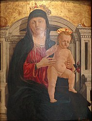 Bartolomeo degli Erri: Madonna and child
