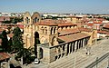 Basílica de San Vicente (8 de agosto de 2015, Ávila) 04.jpg